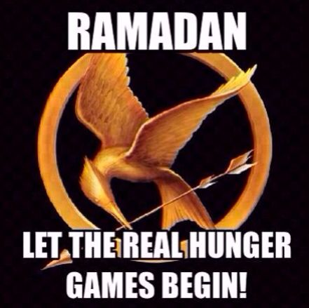 Ramadan Hunger Games